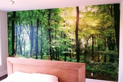Murale-Foret-Chambre