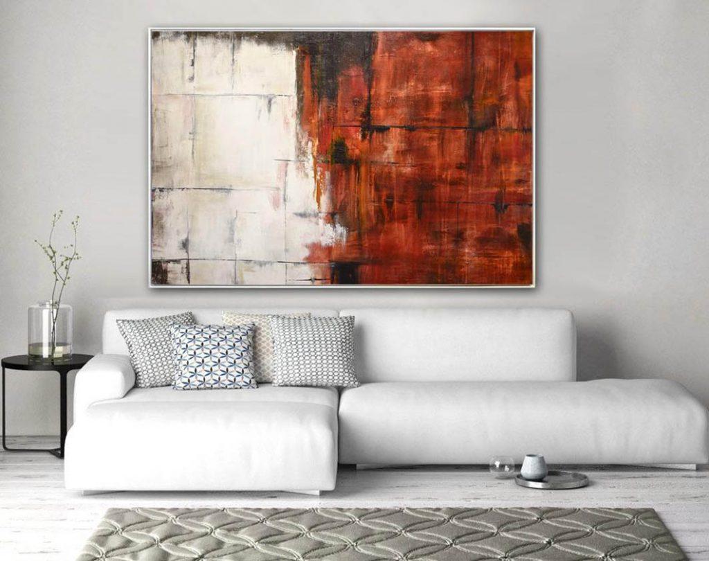 Comment choisir une œuvre d'art pour les pièces de la maison?