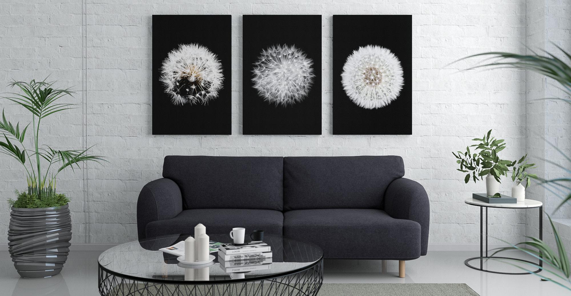 Comment choisir la bonne grandeur de toile pour mon mur? | Décor Mon Mur