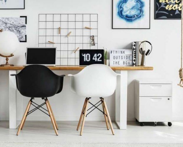 Télétravail : Prenez le temps d'aménager votre espace de travail | Décor Mon Mur