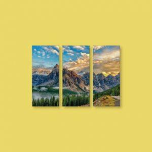 Toile multiple 52 x 36 | Décor Mon Mur