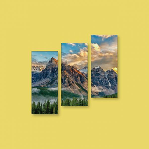 Toile multiple 52 x 48 | Décor Mon Mur