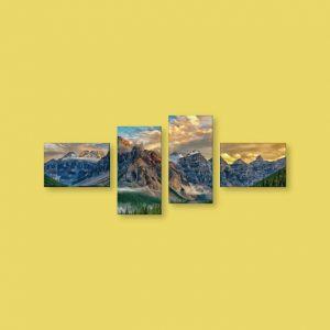 Toile multiple 66 x 27 | Décor Mon Mur