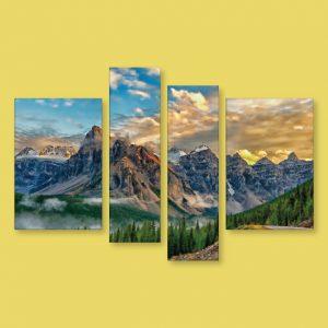 Toile multiple 88 x 53 | Décor Mon Mur