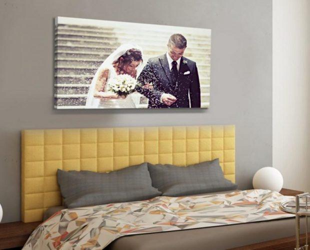 Vos photos de mariage, un élément de décor exceptionnel! | Décor Mon Mur