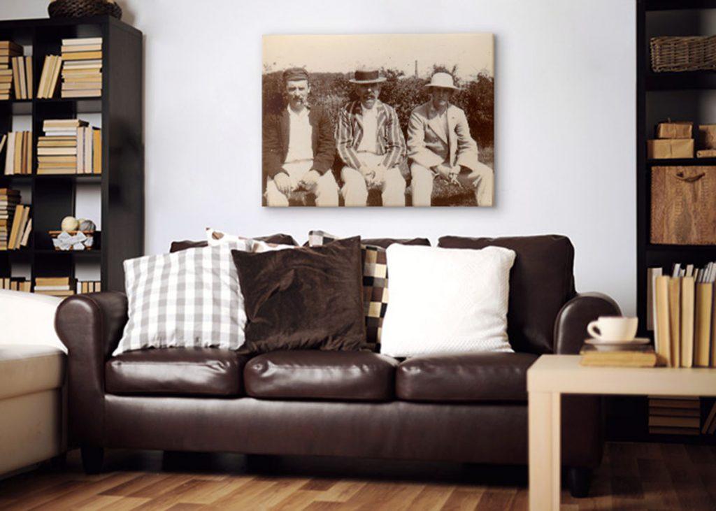 Photo ancienne | Décor Mon Mur