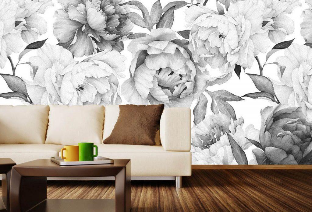 Murale florale | Décor Mon Mur