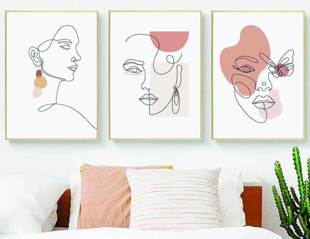 Line Art | Décor Mon Mur