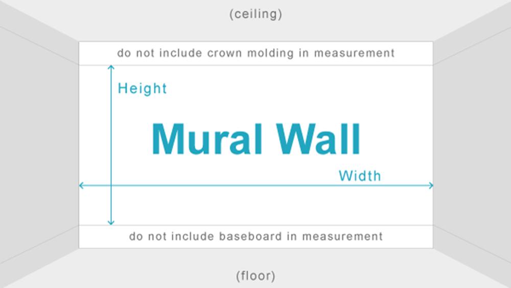 Choix de grandeur de murale | Décor Mon Mur